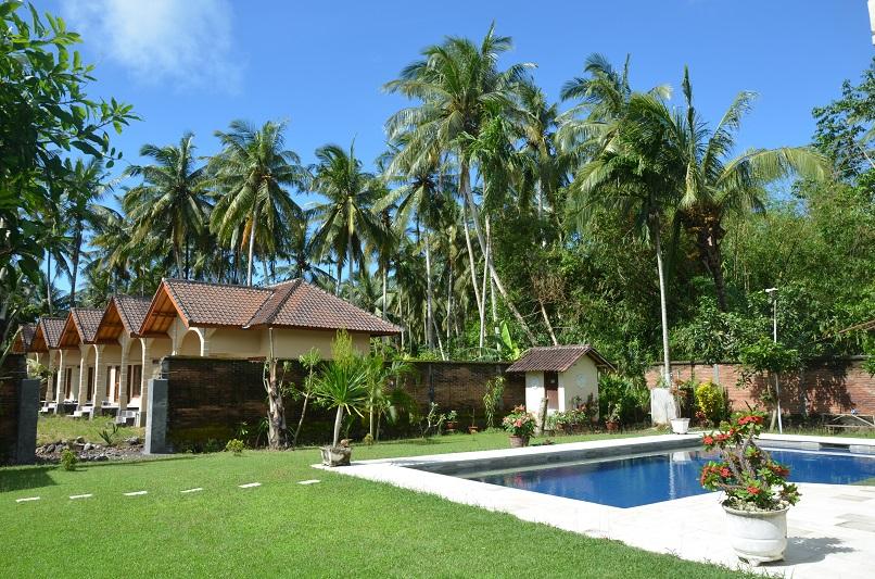piscine lombok